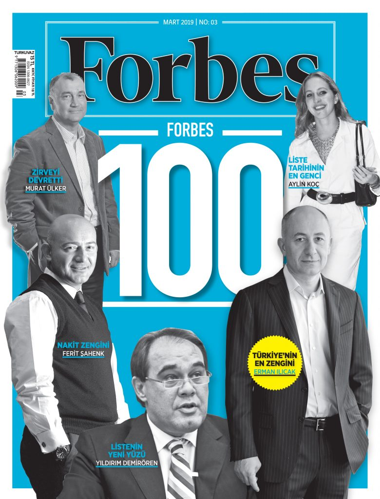 Forbes 100 - 2019
