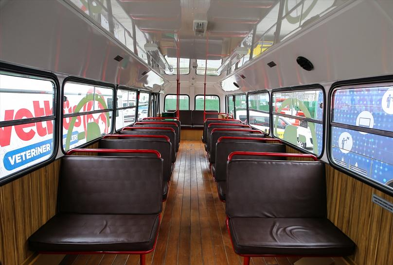 Elektrikli Otobüs Tosun