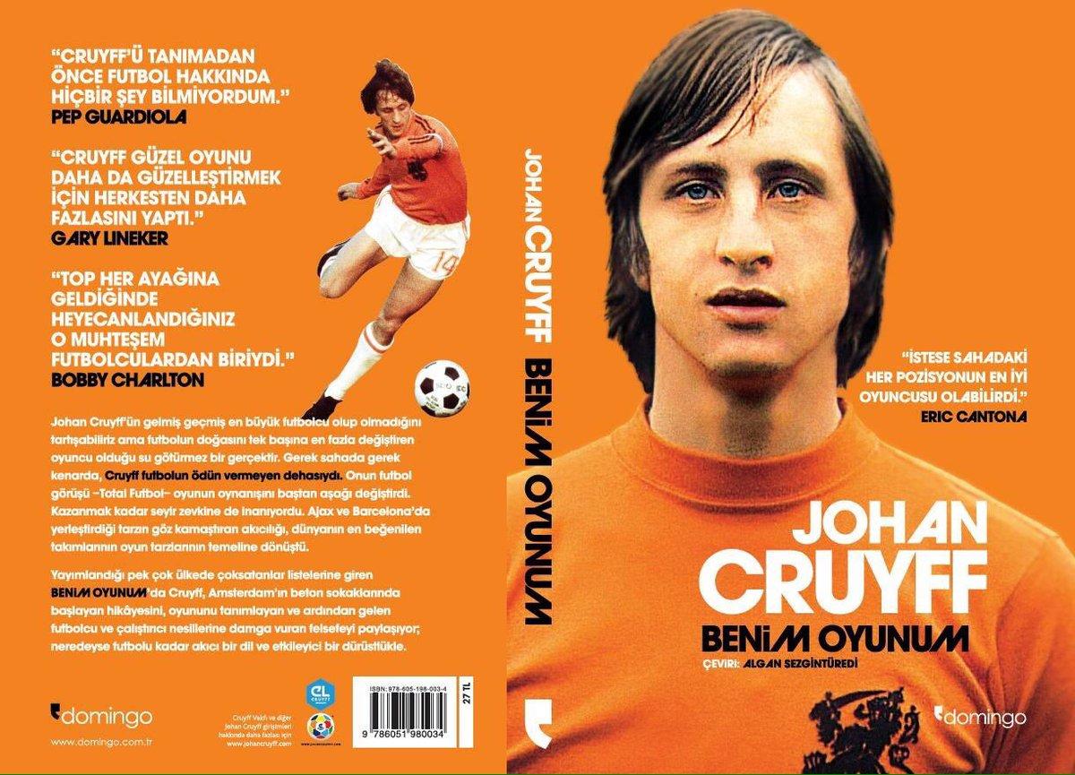 Johan Cruyff - Benim Oyunum Kitabı
