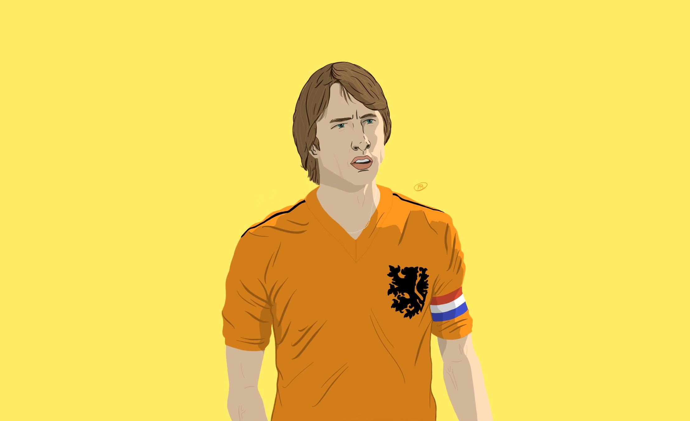 Johan Cruyff Başarının Sırrını Anlatıyor