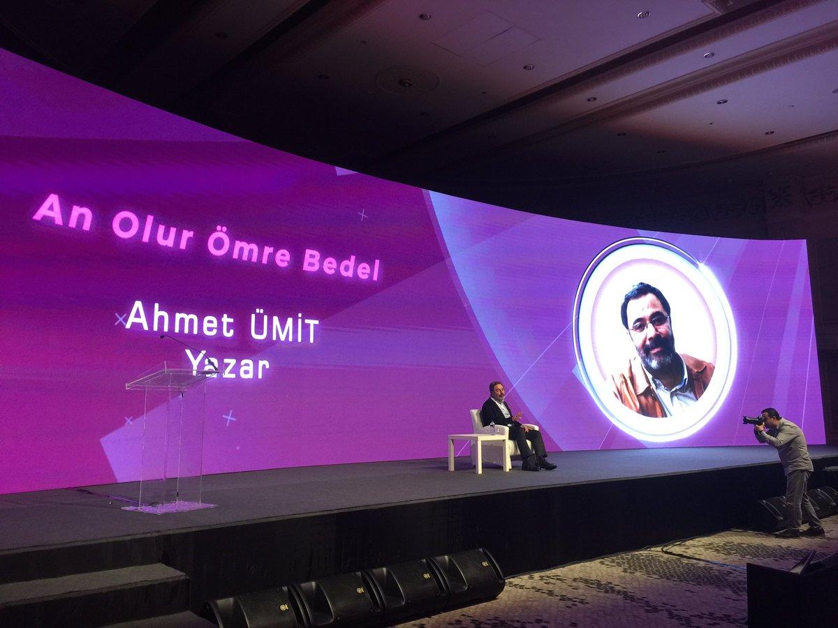 Araştırma Zirvesi - Ahmet Ümit