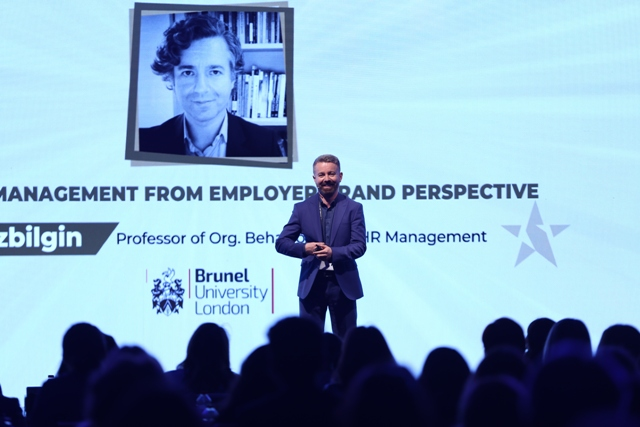 Employer Brand Summit - Mustafa Özbilgin