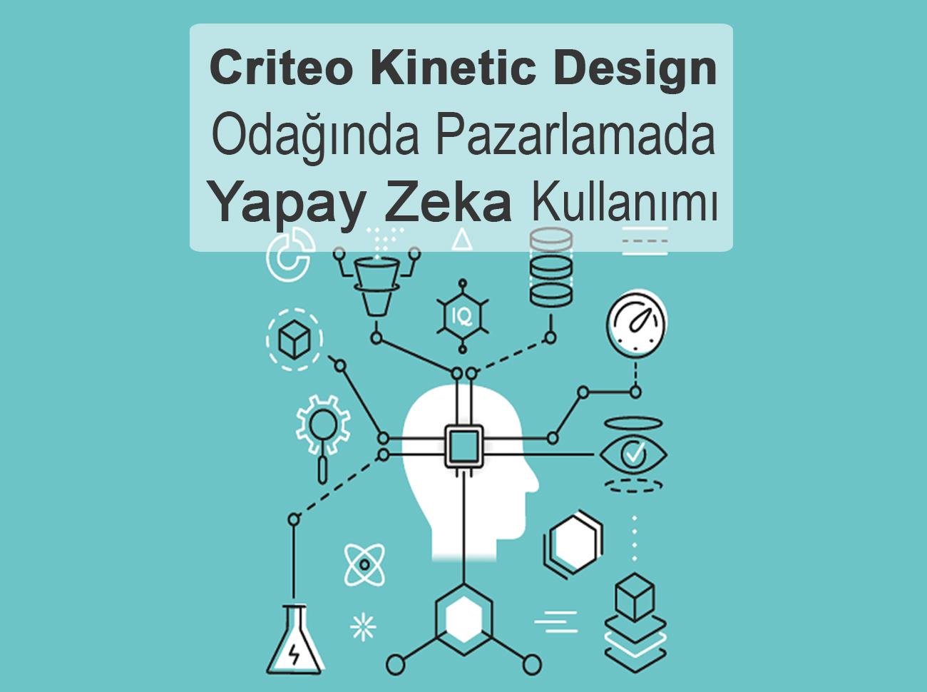 Pazarlamada Yapay Zeka Çalışmaları: Criteo Örneği