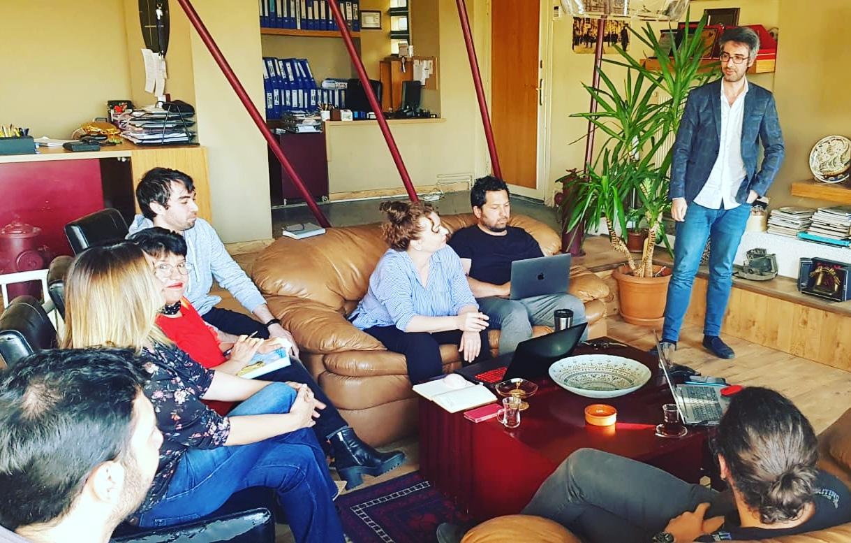 Dijital Markalaşma Eğitimi - Mürsel Ferhat Sağlam (Ankara)