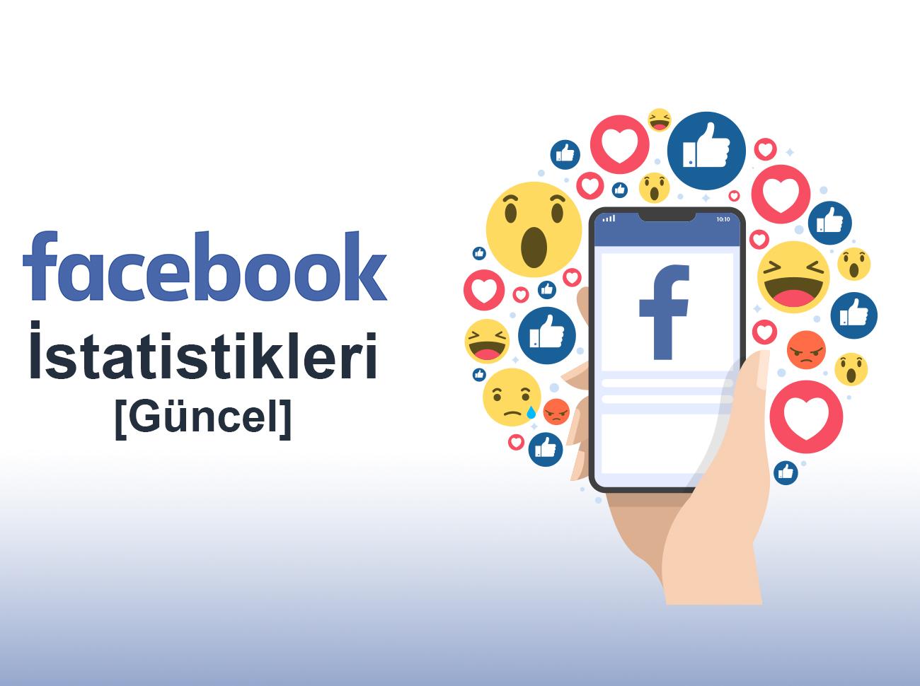 Facebook İstatistikleri (Güncel)