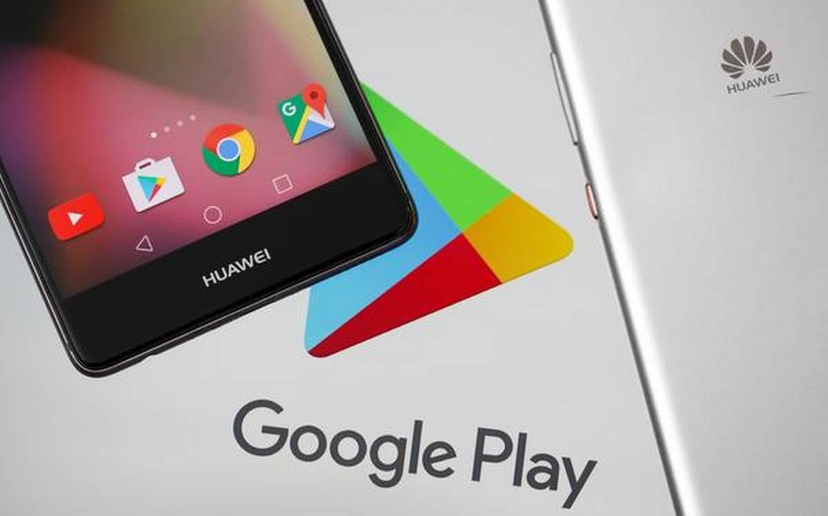 Google Huawei Ticaret Savaşı