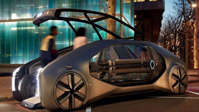 Tesla Robot Taksi