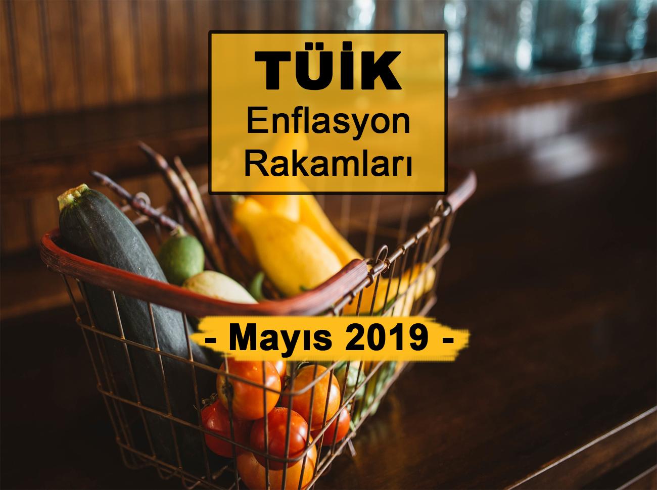 Mayıs (2019) Enflasyon Rakamları Açıklandı
