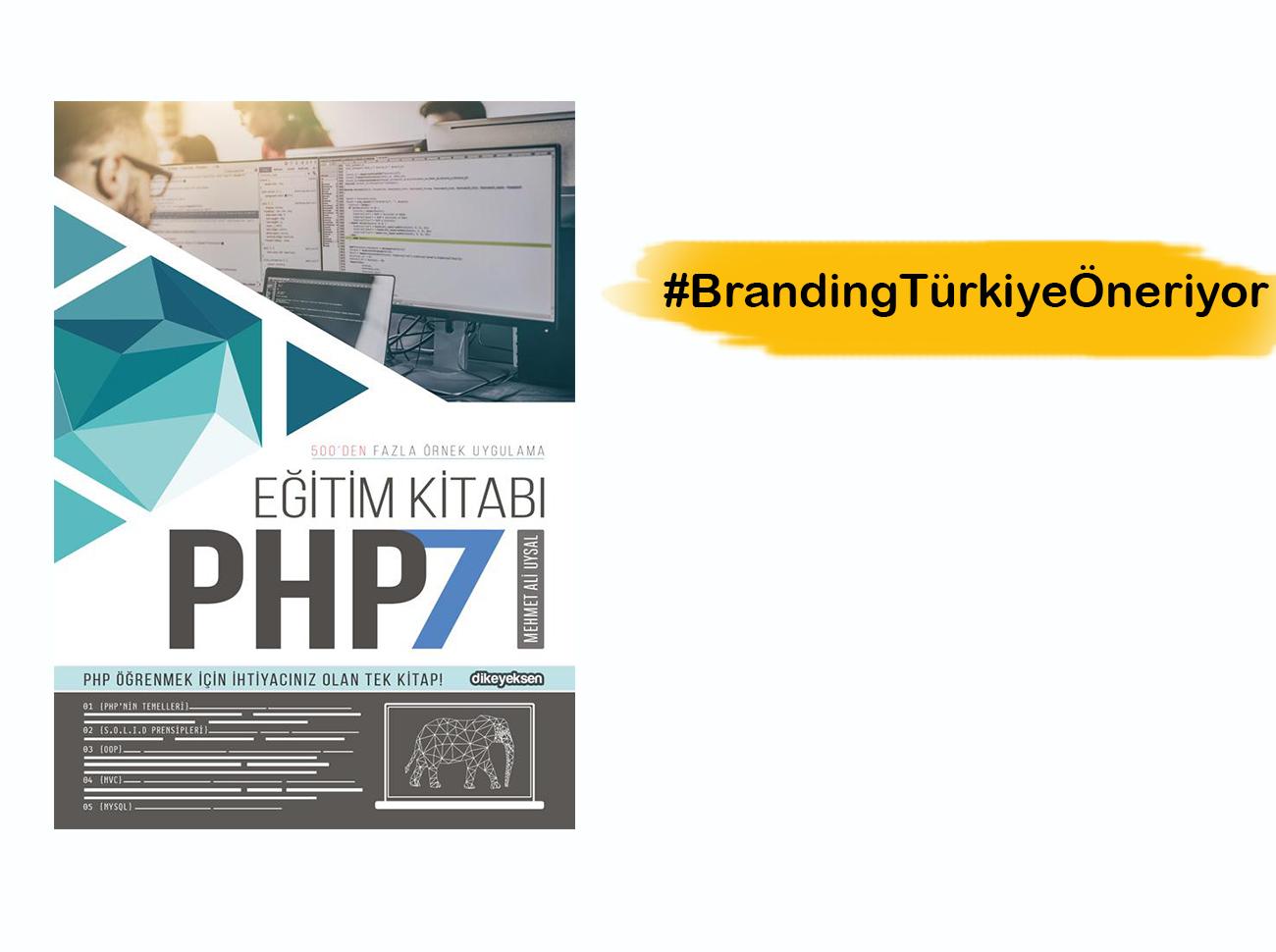 PHP Eğitim Kitabı – Mehmet Ali Uysal