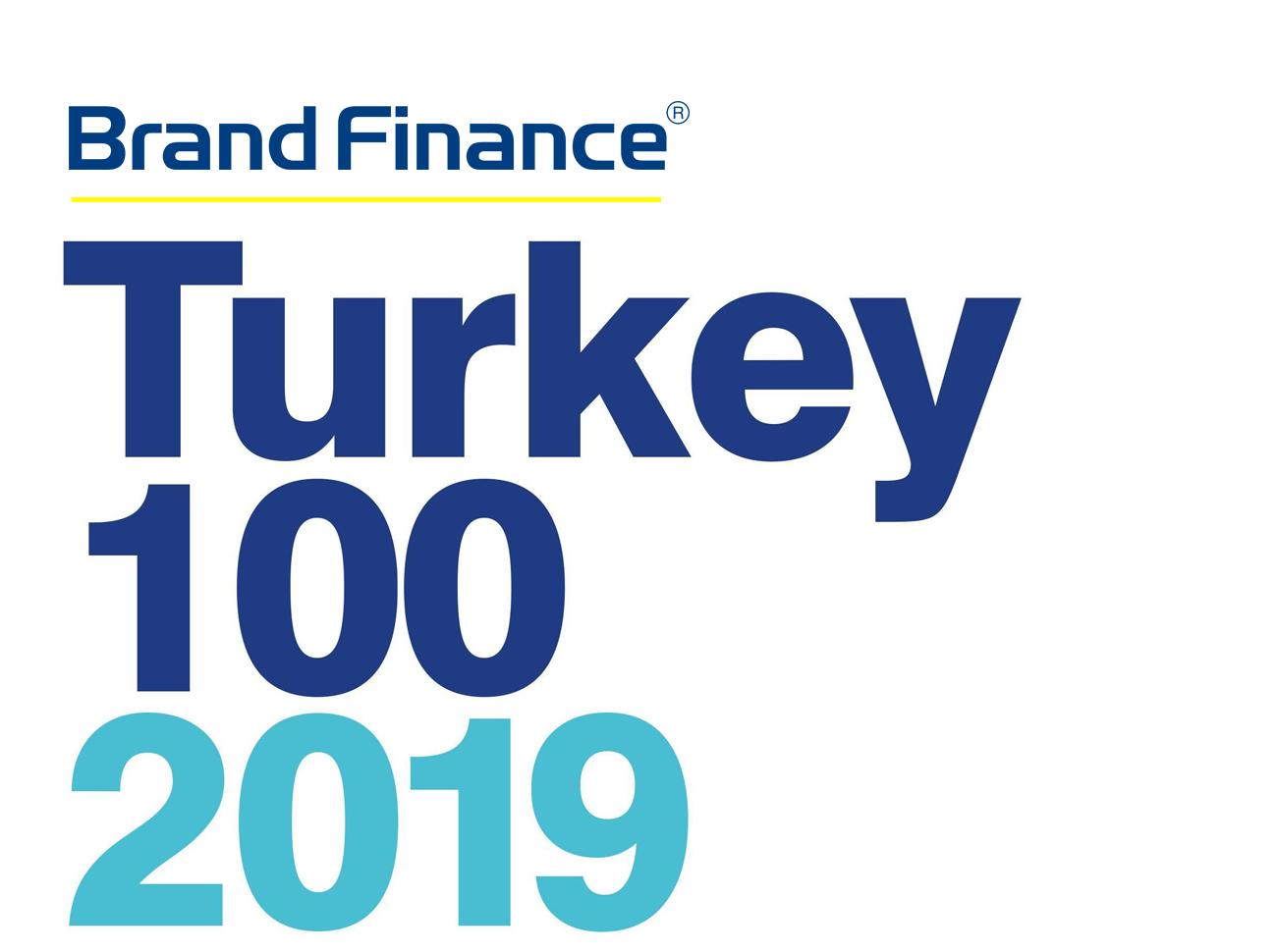 Türkiye'nin En Değerli 100 Markası - 2019 (Tam Liste)