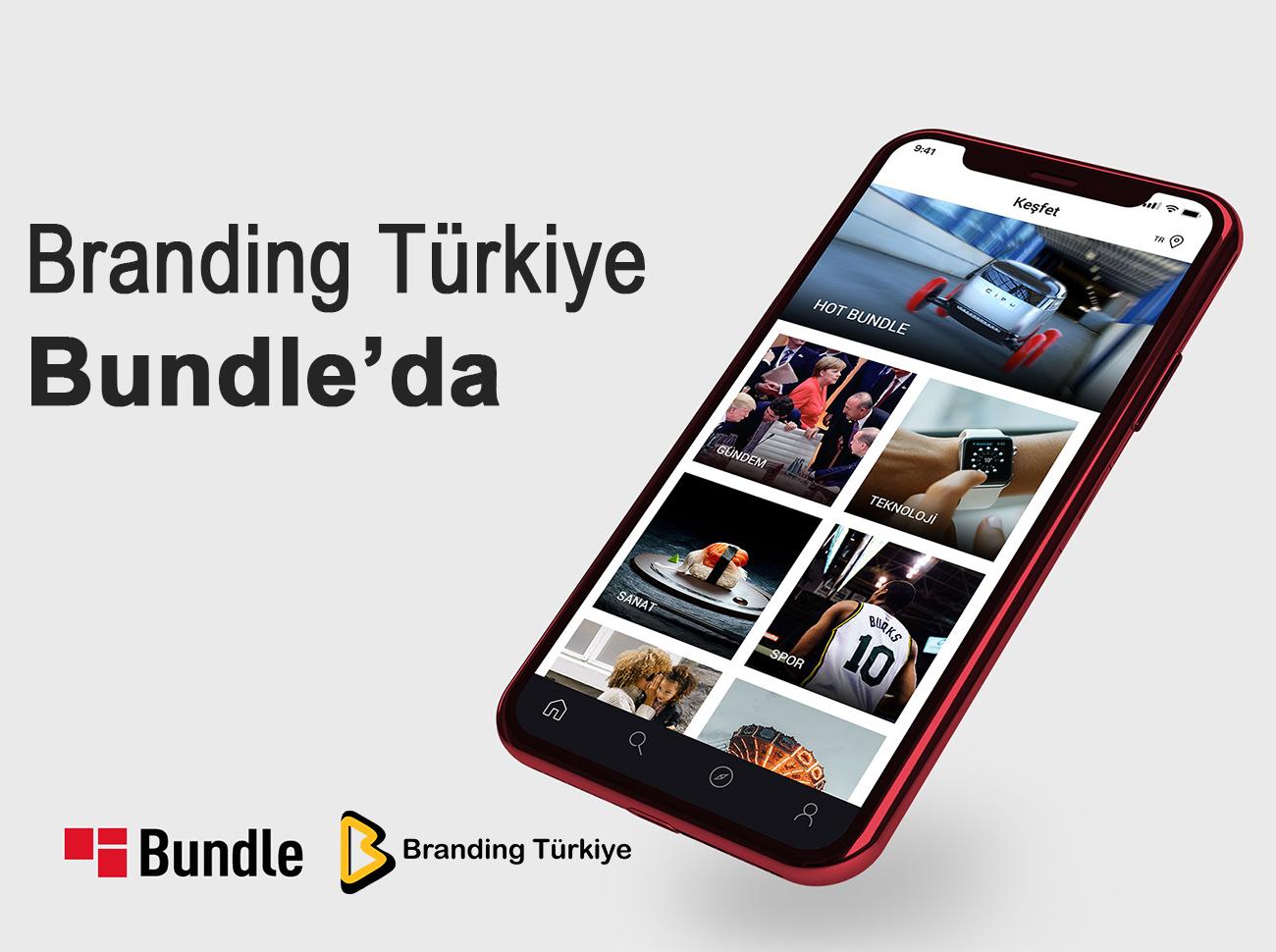 Bütünleşik Pazarlama Mecrası Branding Türkiye Bundle'da