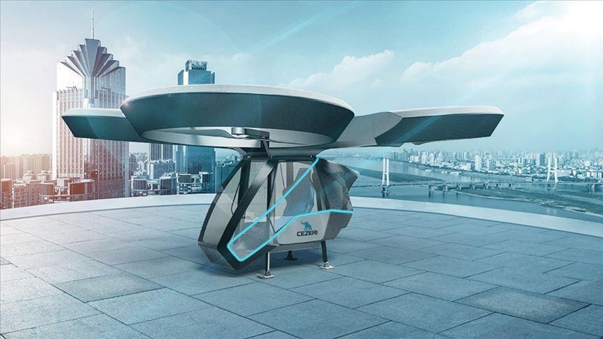 Teknoloji Haberleri (8 - 14 Ağustos 2019) - Yerli Uçan Araba