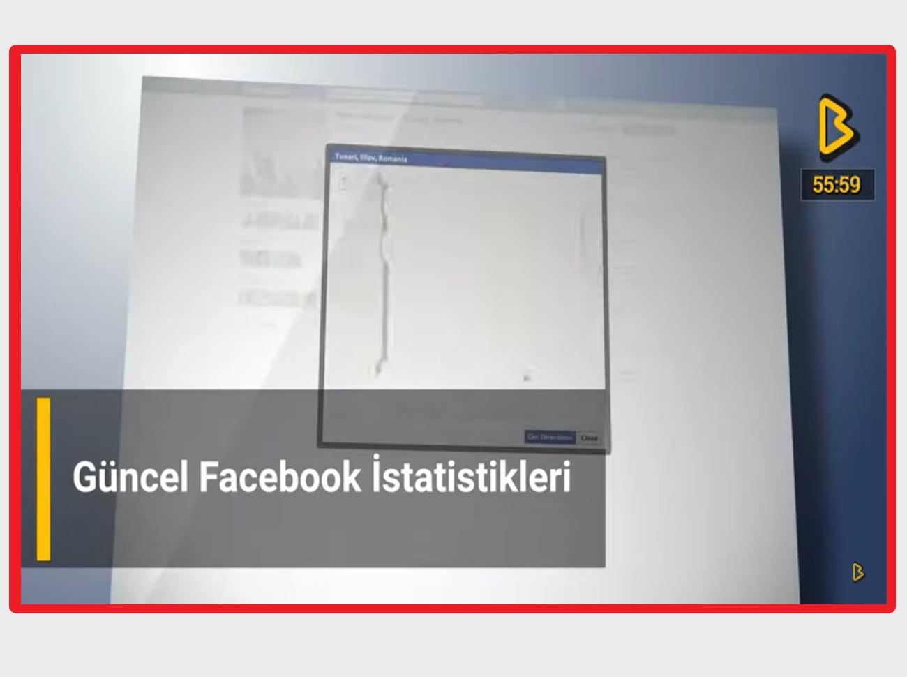 Facebook Hakkında Bilinmeyenler Branding Türkiye Tv'de