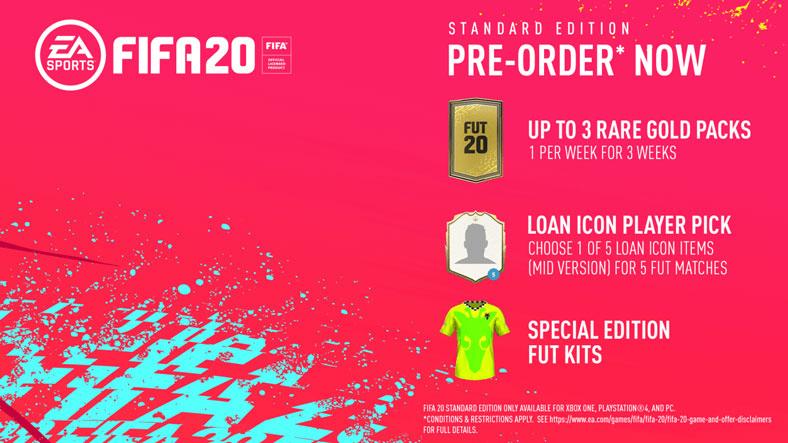 FIFA 20 Standart Edition Fiyatı