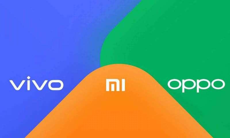 Xiaomi Vivo Oppo İşbirliği
