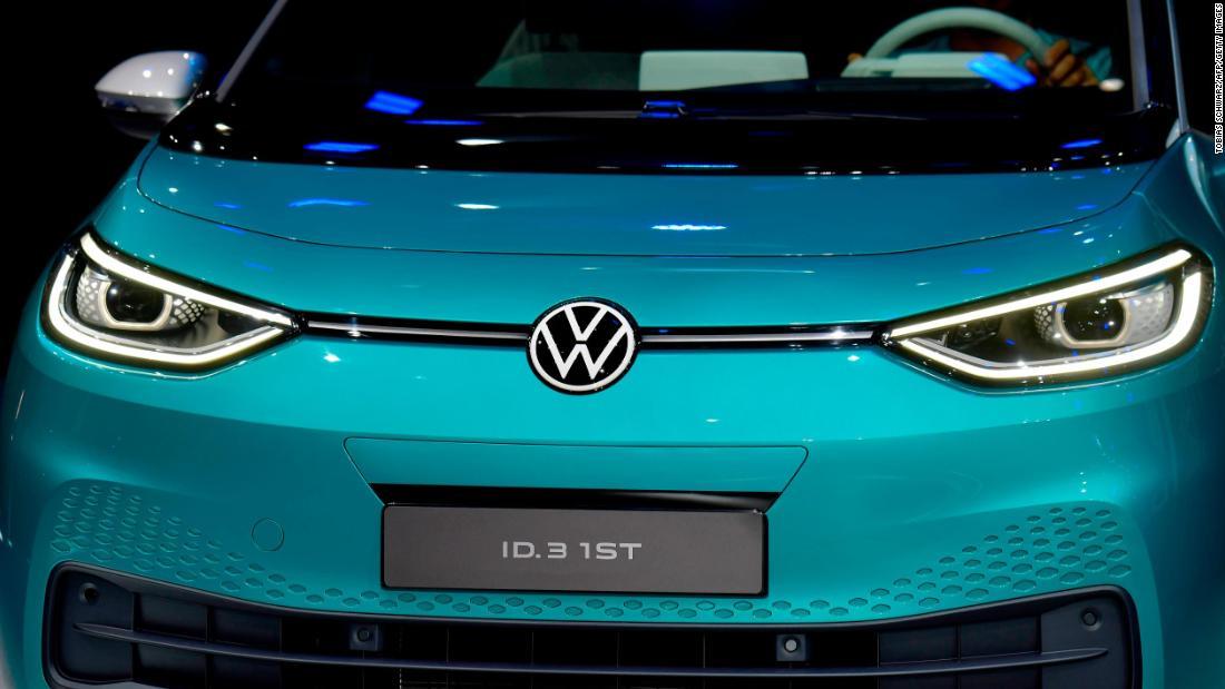 Valkswagen Yeni Logo