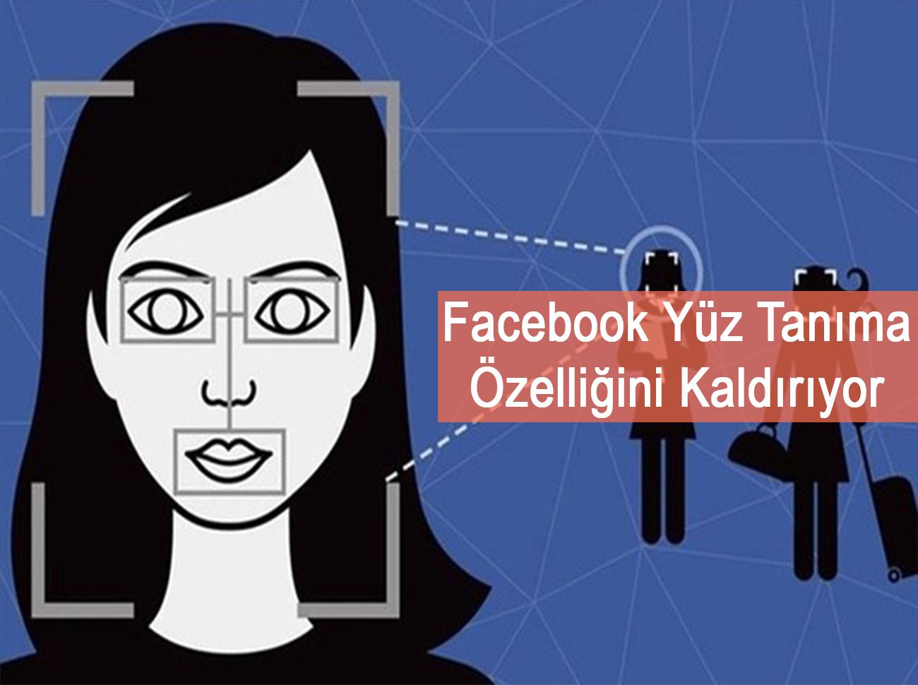 Facebook Yüz Tanıma Özelliği