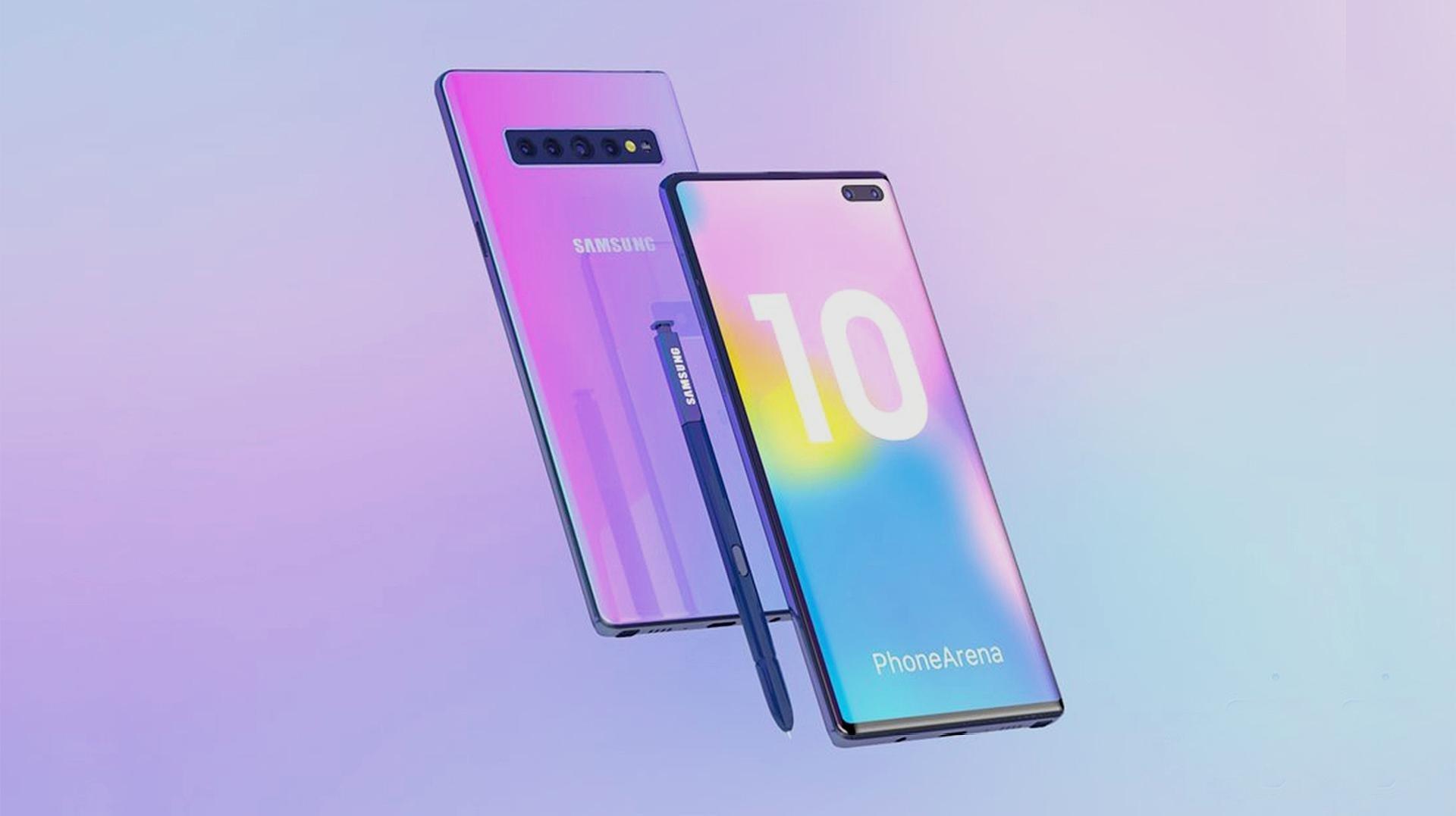 Teknoloji Haberleri (15 - 21 Eylül 2019) - Samsung Note 10 Reklamı