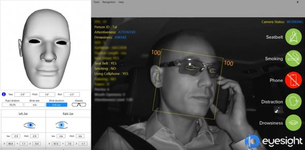 Eyesight Yapay Zeka Teknolojisi