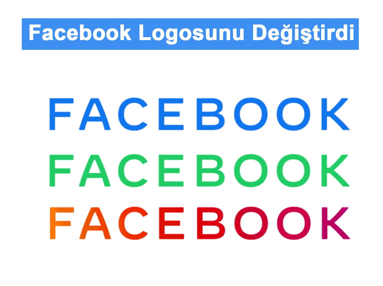 Facebook Yeni Logosunu Tanıttı