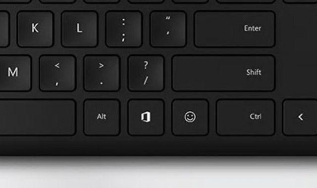 Yeni Microsoft Klavyeleri