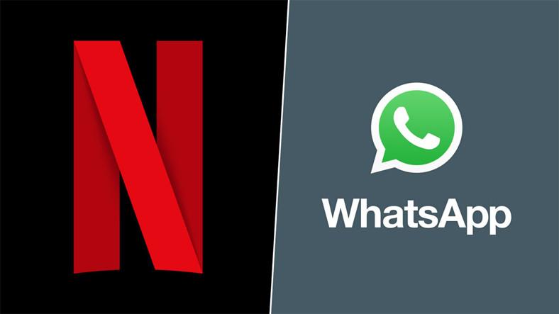 Netflix İle Whatsapp İş Birliği