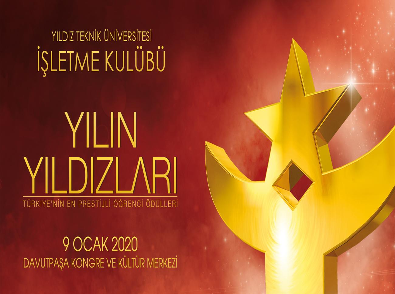 18. Yılın Yıldızları Ödül Töreni 9 Ocak'ta