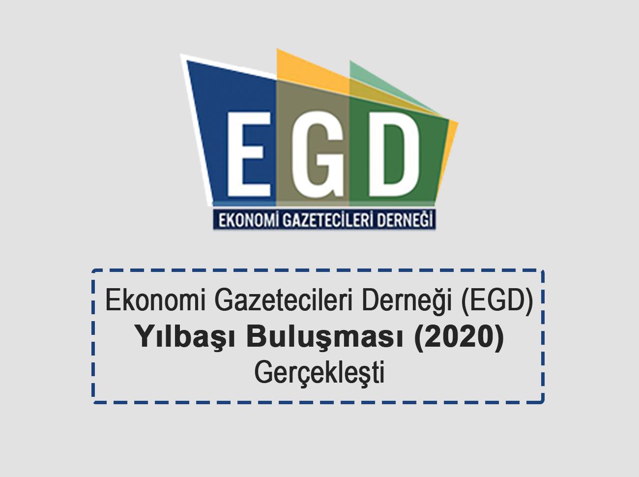 EGD Yılbaşı Buluşması (2020) Gerçekleşti