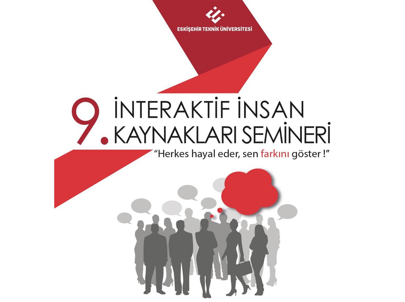 İnteraktif İnsan Kaynakları Semineri 14 Aralık'ta
