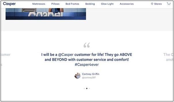 Casper Kullanıcı Deneyimi