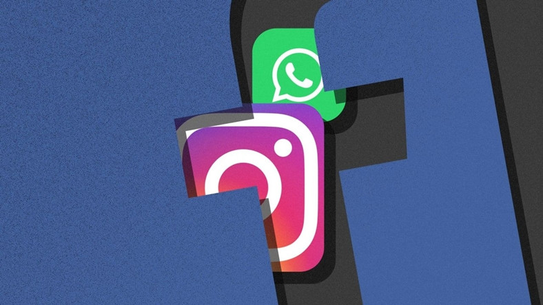 Facebook Messenger Whatsapp Instagram