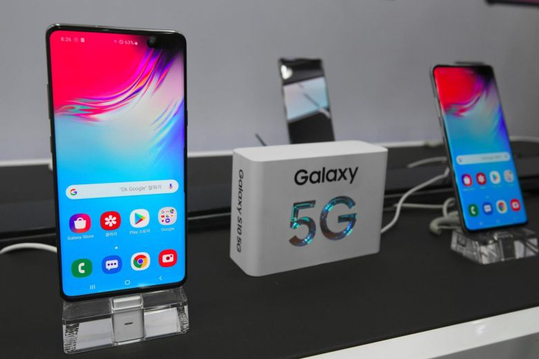 Samsung 5G Telefon