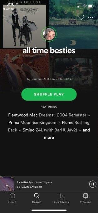 Spotify Hikayeler