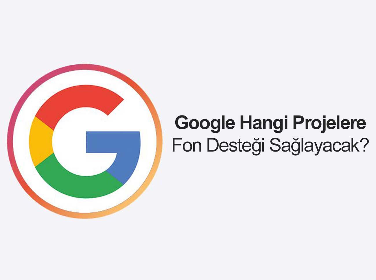 Google Fon Desteği