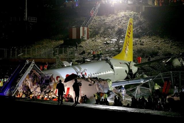 Pegasus Havayolları Uçak Kazası