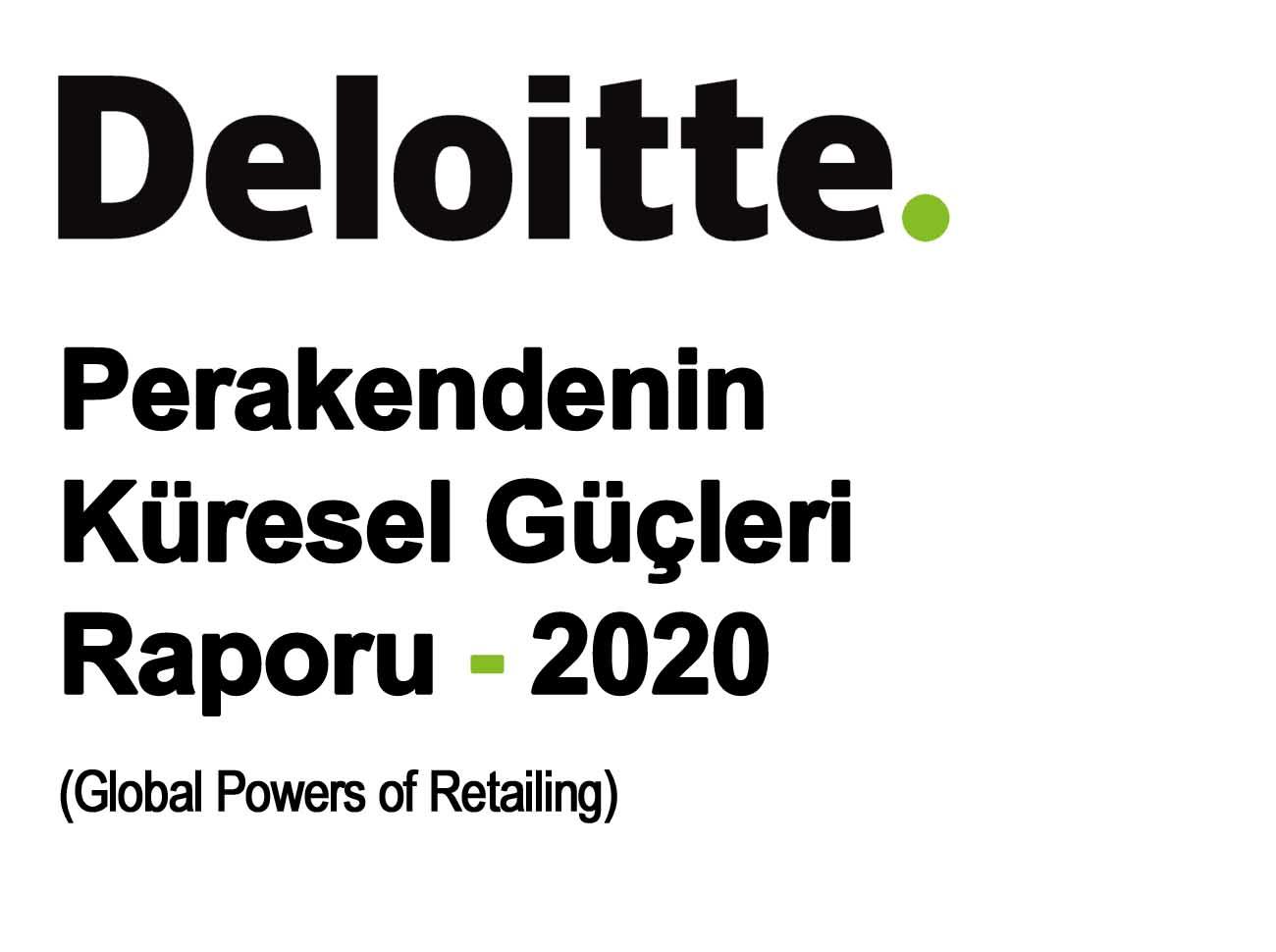 Perakendenin Küresel Güçleri 2020
