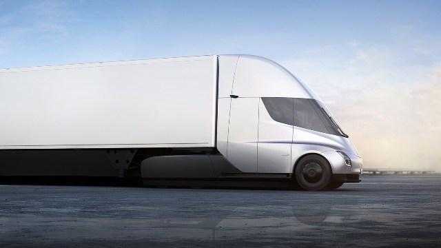 Tesla Semi Kamyon