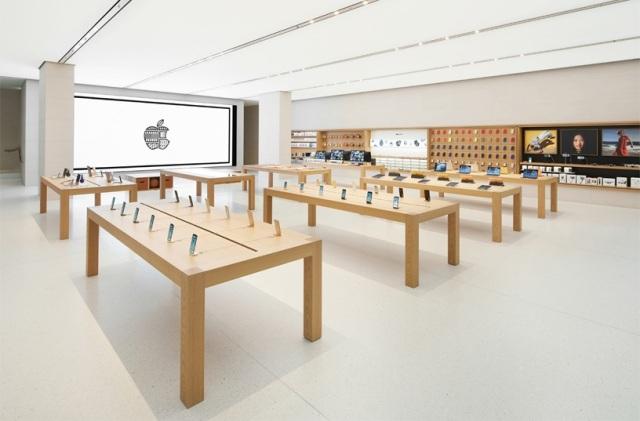 Teknoloji Haberleri (22 - 31 Ocak 2020) - Yeni Apple Store