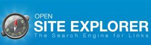 Open Site Explorer Backlink Analiz
