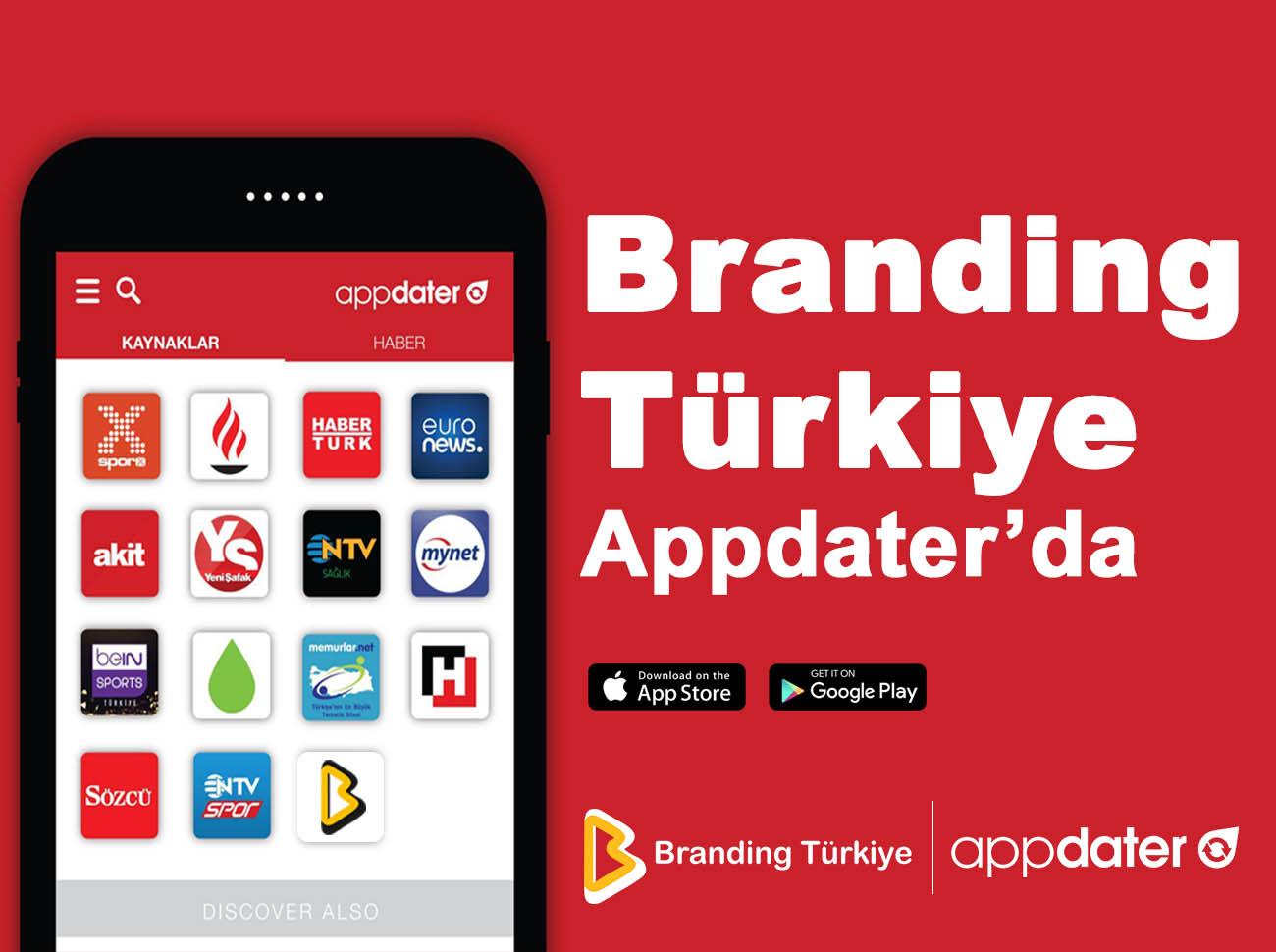 Branding Türkiye Appdater