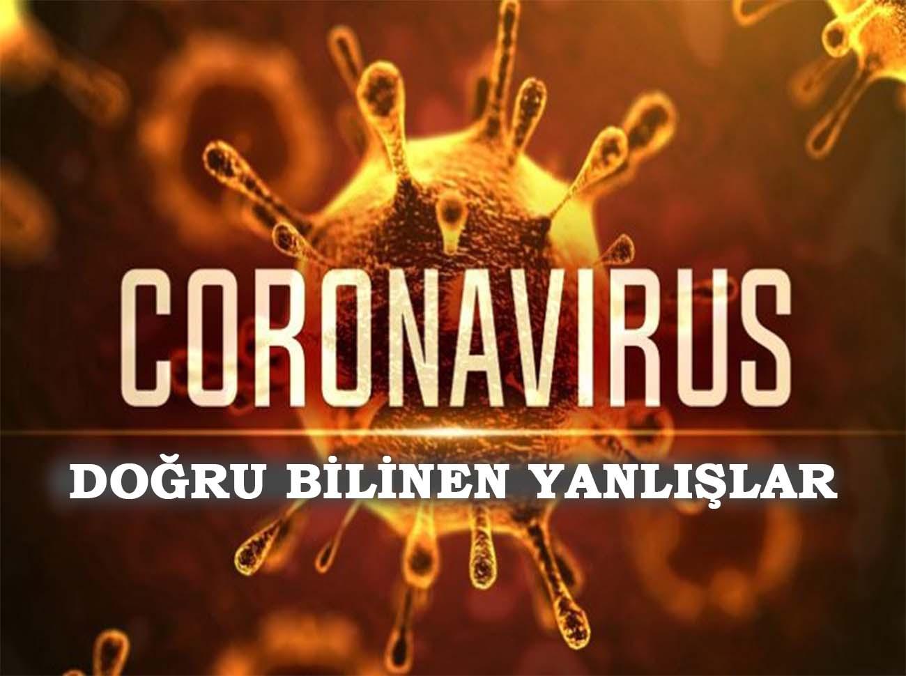 Korona Virüs Hakkında Doğru Bilinen Yanlışlar