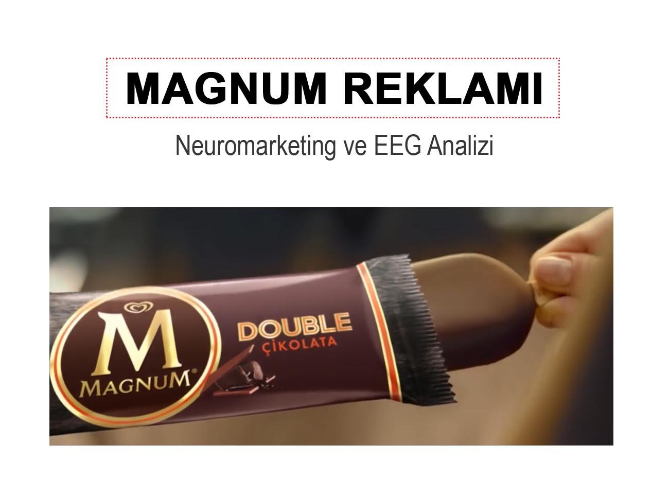 Magnum Reklamı Odağında Neuromarketing ve EEG Analizi