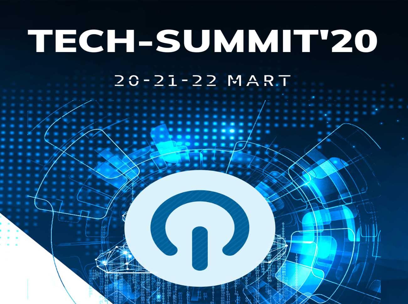 Tech Summit 2020 Koç Üniversitesi'nde Gerçekleştirilecek