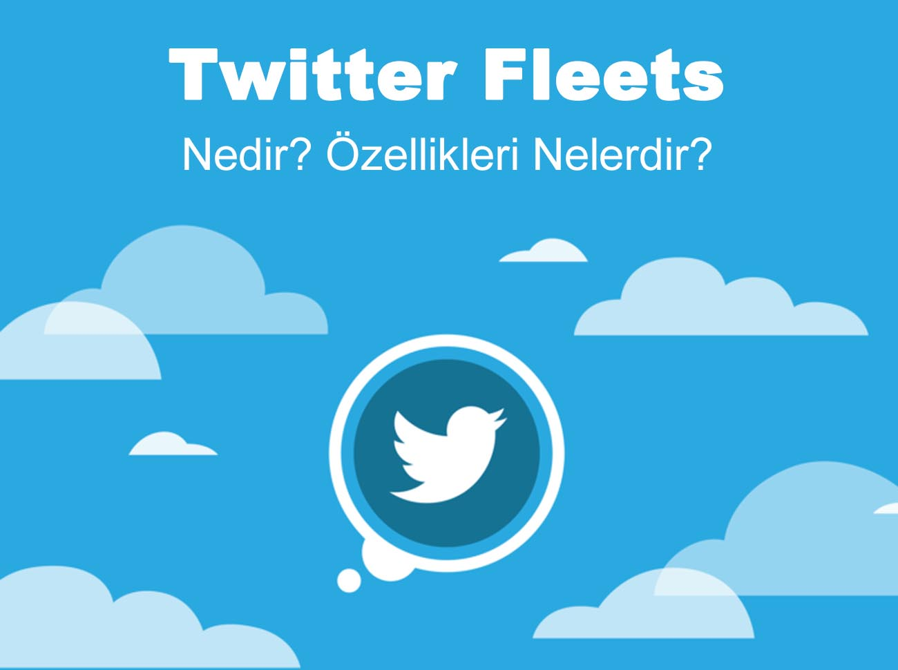 Twitter Fleets Nedir