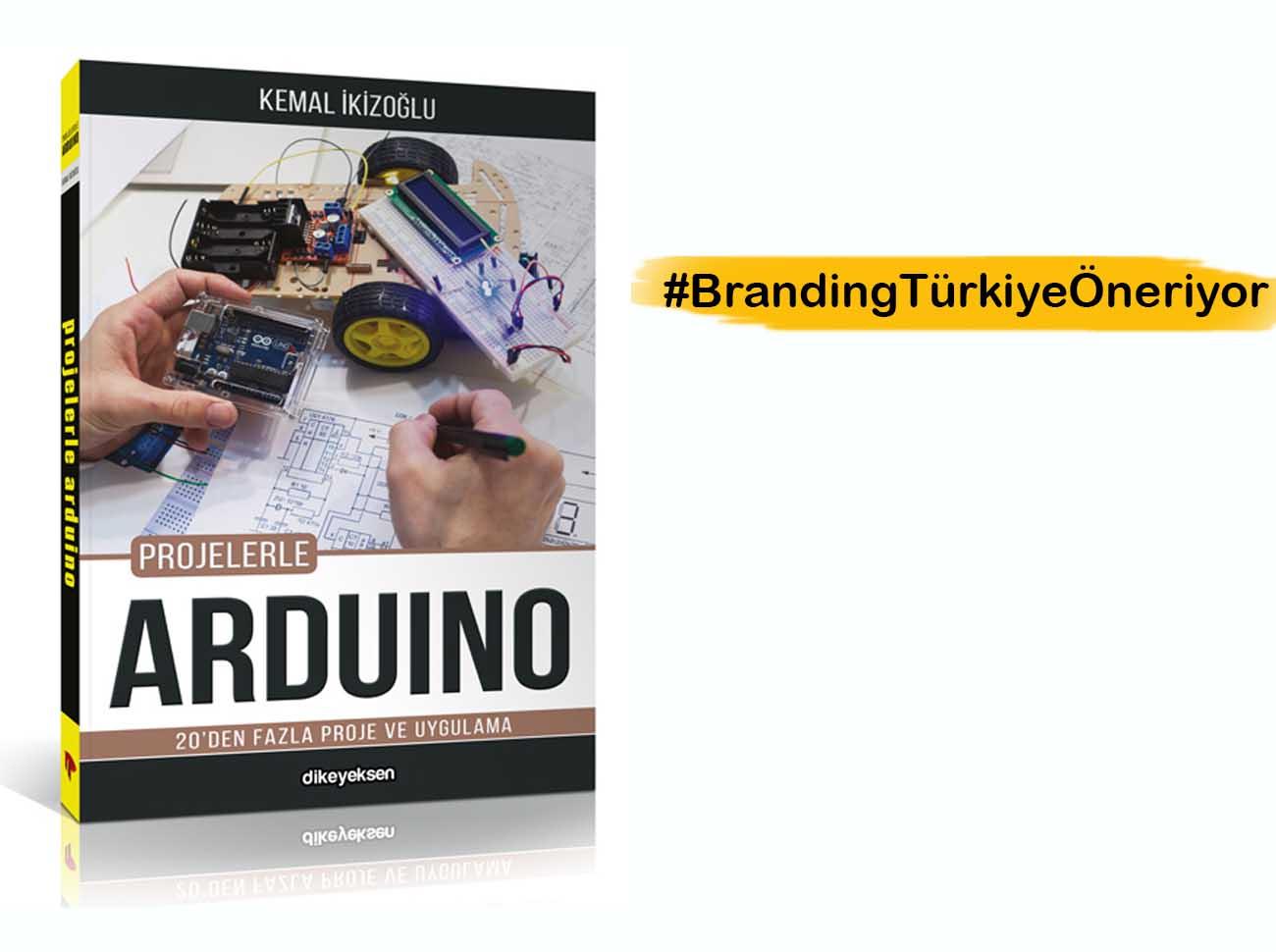 Projelerle Arduino Kitabı