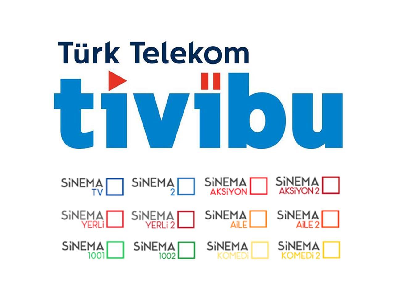 Tivibu Sinema Kanalları 1 Ay Ücretsiz