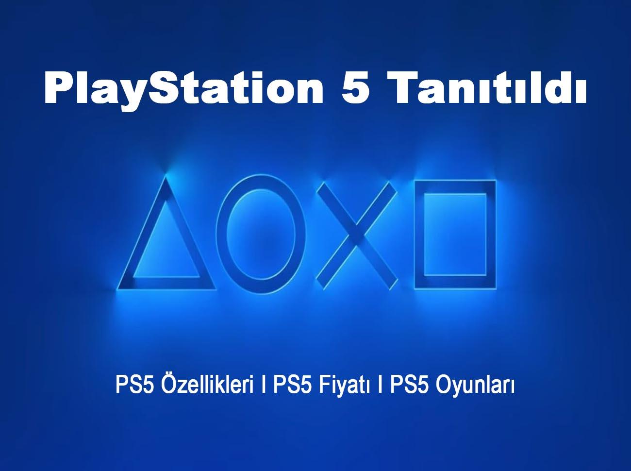 Sony PlayStation 5 Hakkında Tüm Detaylar