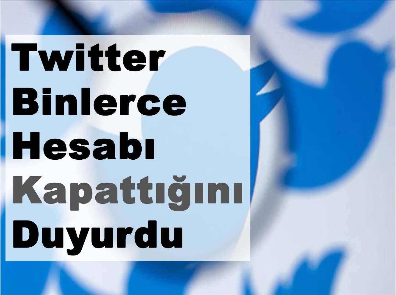 Twitter Devletlere Bağlı Sahte Hesapları İfşa Etti