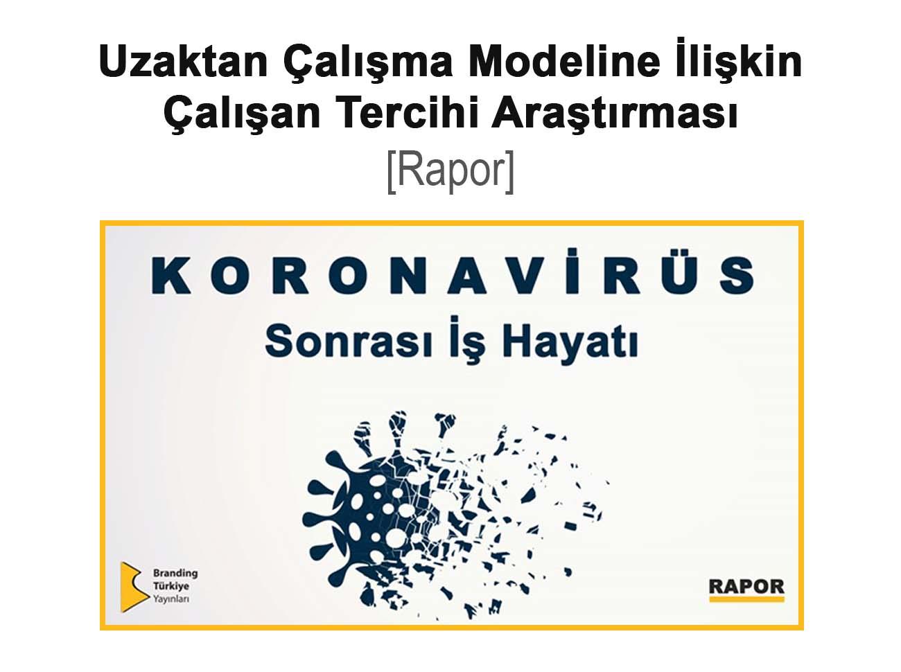 Koronavirüs Sonrası İş Hayatı