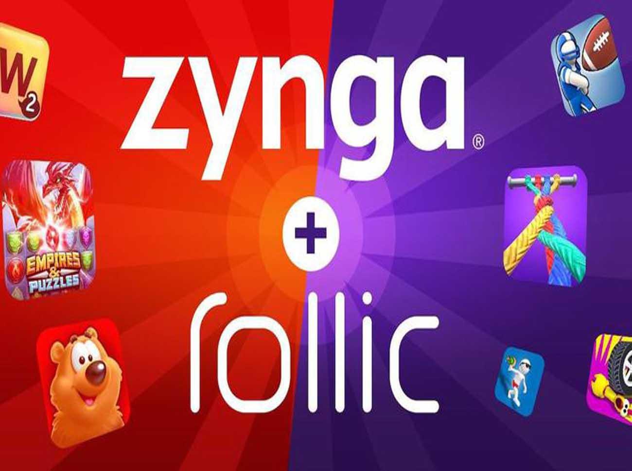 Yerli Oyun Şirketi Rollic Games Zynga'ya Satılıyor